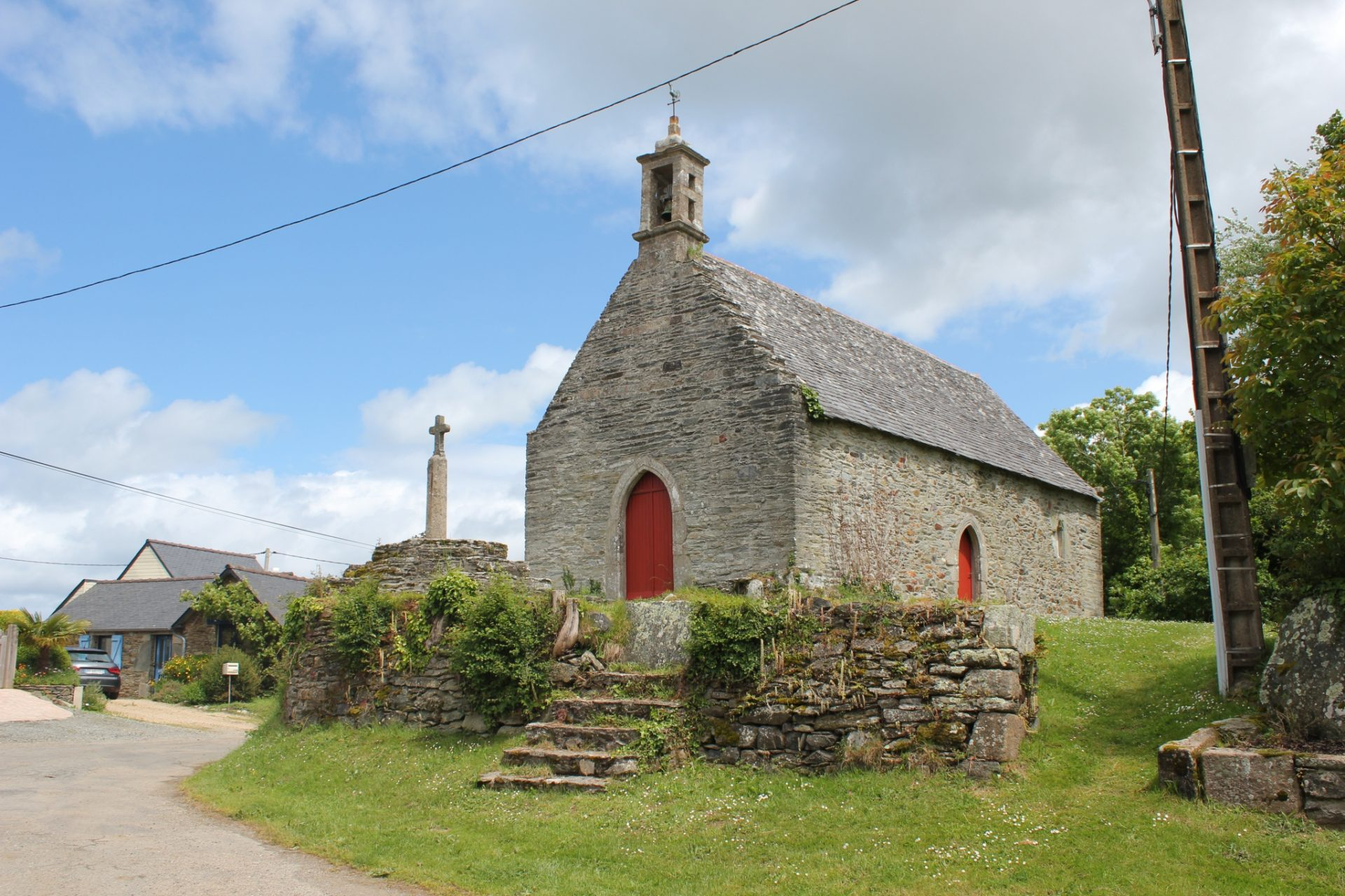Chapelles à Locquirec